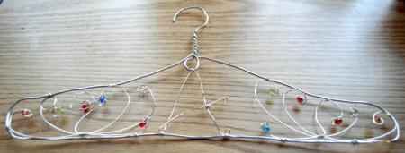 Wirework hanger
